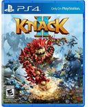 PS4 KNACK II ALL