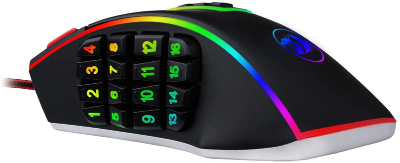 REDRAGON LEGEND CHROMA RGB GAMING MOUSE (M990 RGB)