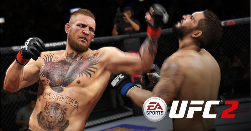 PS4 EA SPORTS UFC 2 ALL (ENG/SP) PLAYSTATION HITS