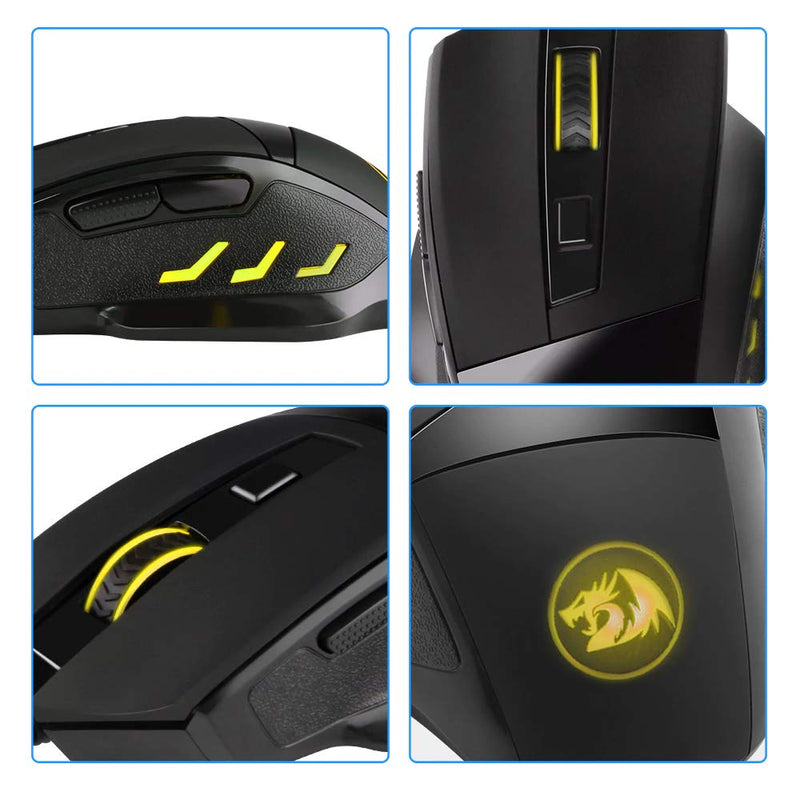 REDRAGON PHASER GAMING MOUSE (M609)