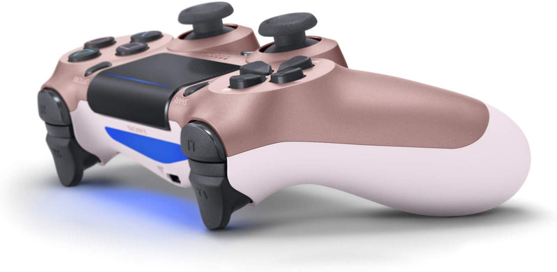 PS4 DUALSHOCK 4 WIRELESS CONTROLLER ROSE GOLD (CUH-ZCT2U) US
