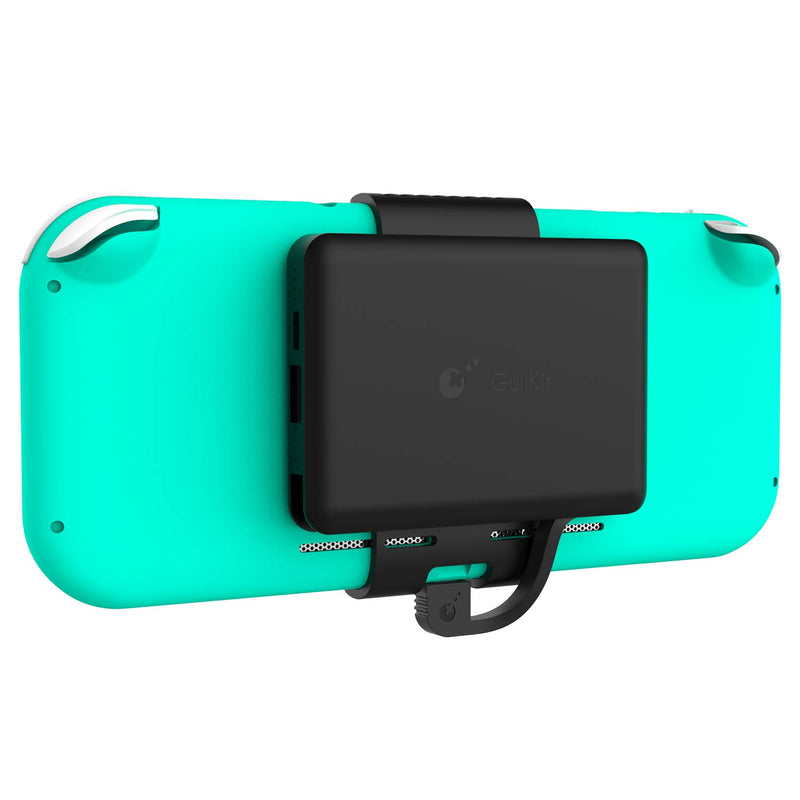 GULIKIT NSW DETACHABLE BACK MOUNT POWER BANK 5000 MAH FOR SWITCH LITE (NS04)
