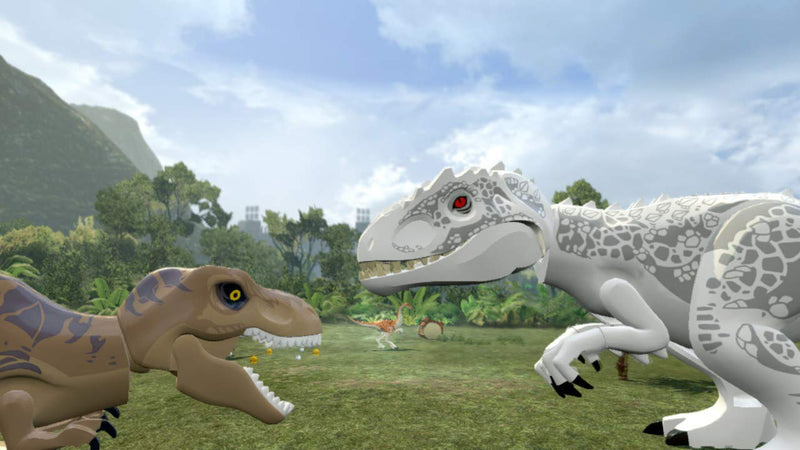 NSW LEGO JURASSIC WORLD (US)