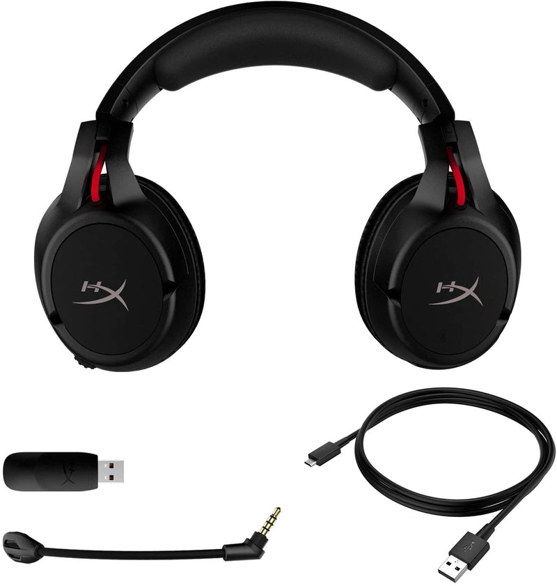 HYPERX CLOUD FLIGHT WIRELESS GAMING HEADSET FOR PC, PS4
