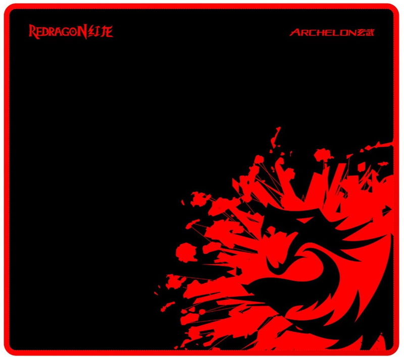 REDRAGON ARCHELON MID-SIZED GAMING MOUSE MAT (330X260X5MM) (P001)