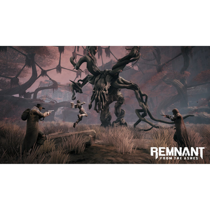 PS4 REMNANT FROM THE ASHES FIGHT THE ROOT OF ALL EVIL REG.2 (ENG/FR)
