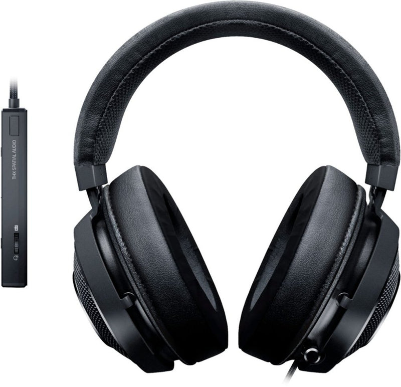 RAZER KRAKEN TOURNAMENT EDITION WIRED GAMING HEADSET WITH USB AUDIO CONTROLLER (BLACK)