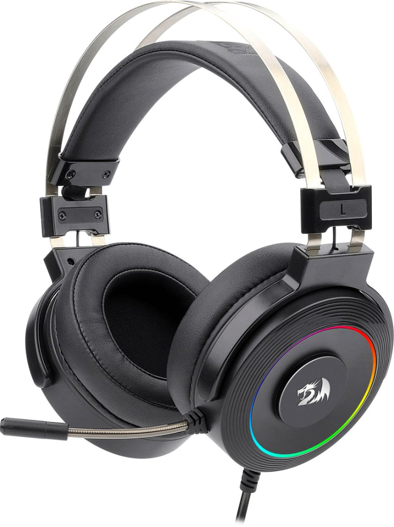 REDRAGON LAMIA 2 GAMING HEADSET WITH STAND (H320RGB-1)