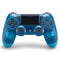 PS4 DUALSHOCK 4 WIRELESS CONTROLLER BLUE CRYSTAL (CUH-ZCT2G19) ASIAN