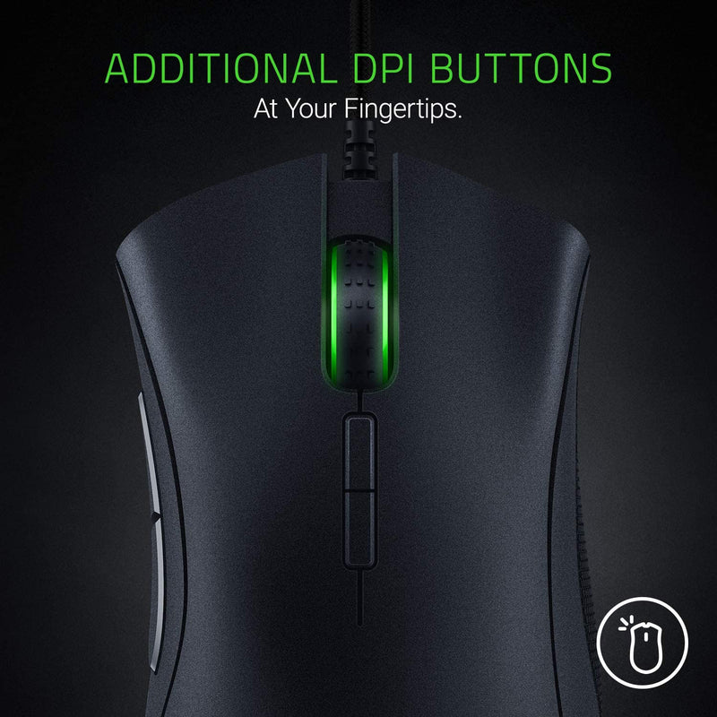 RAZER DEATHADDER ELITE GAMING MOUSE