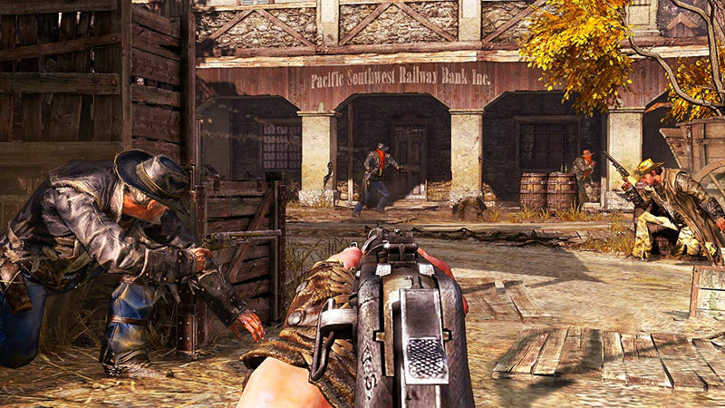 NSW CALL OF JUAREZ GUNSLINGER (DOWNLOAD CODE ONLY) (US)