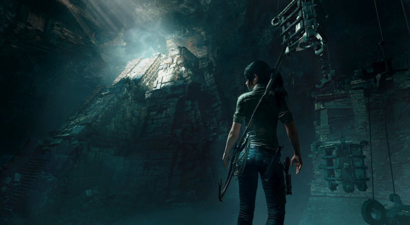 XBOX ONE SHADOW OF THE TOMB RAIDER (ASIAN)