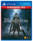 PS4 BLOODBORNE ALL (ASIAN) PLAYSTATION HITS