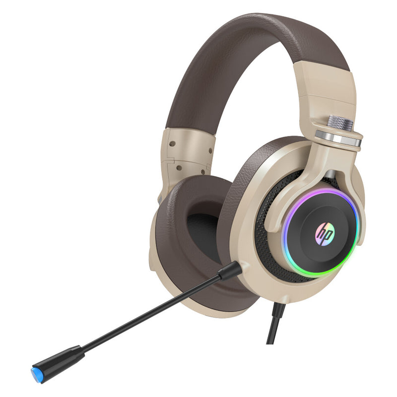 HP GAMING HEADSET H500GS GOLD