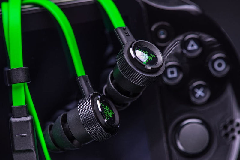 RAZER HAMMERHEAD PRO V2 ANALOG GAMING & MUSIC IN-EAR HEADPHONES