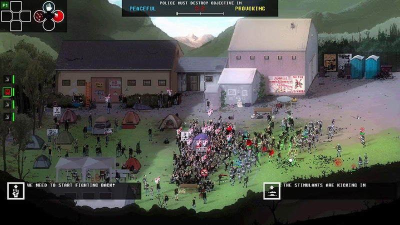 PS4 RIOT CIVIL UNREST ALL (ENG/FR)