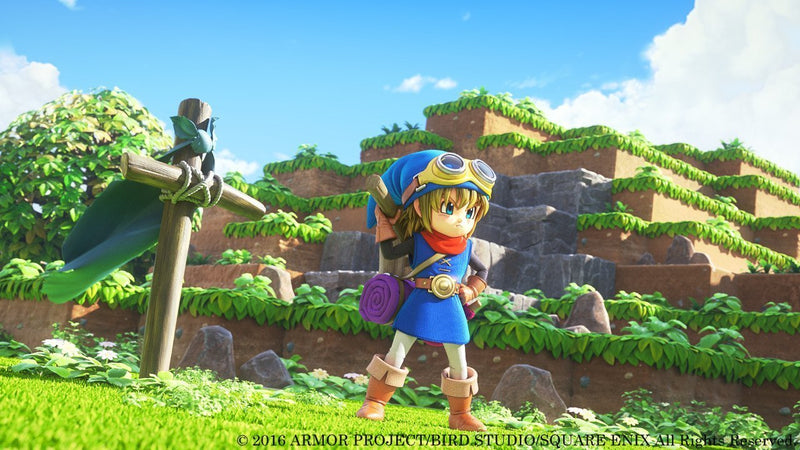 PS4 DRAGON QUEST BUILDERS DAY ONE EDITION ALL