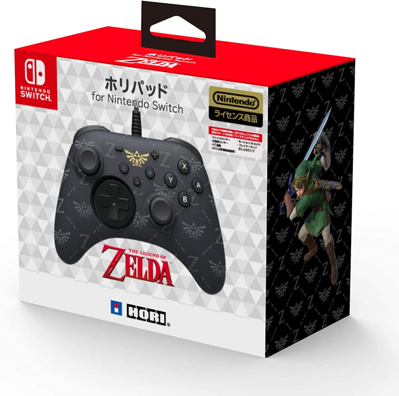 HORI NSW WIRED HORIPAD THE LEGEND OF ZELDA EDITION (NSW 189A)