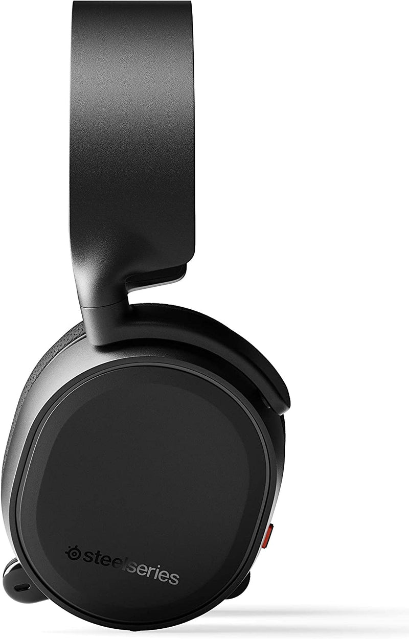 STEELSERIES ARCTIS 3 ALL PLATFORM WIRED GAMING HEADSET 2019 EDITION BLACK (PN61503)