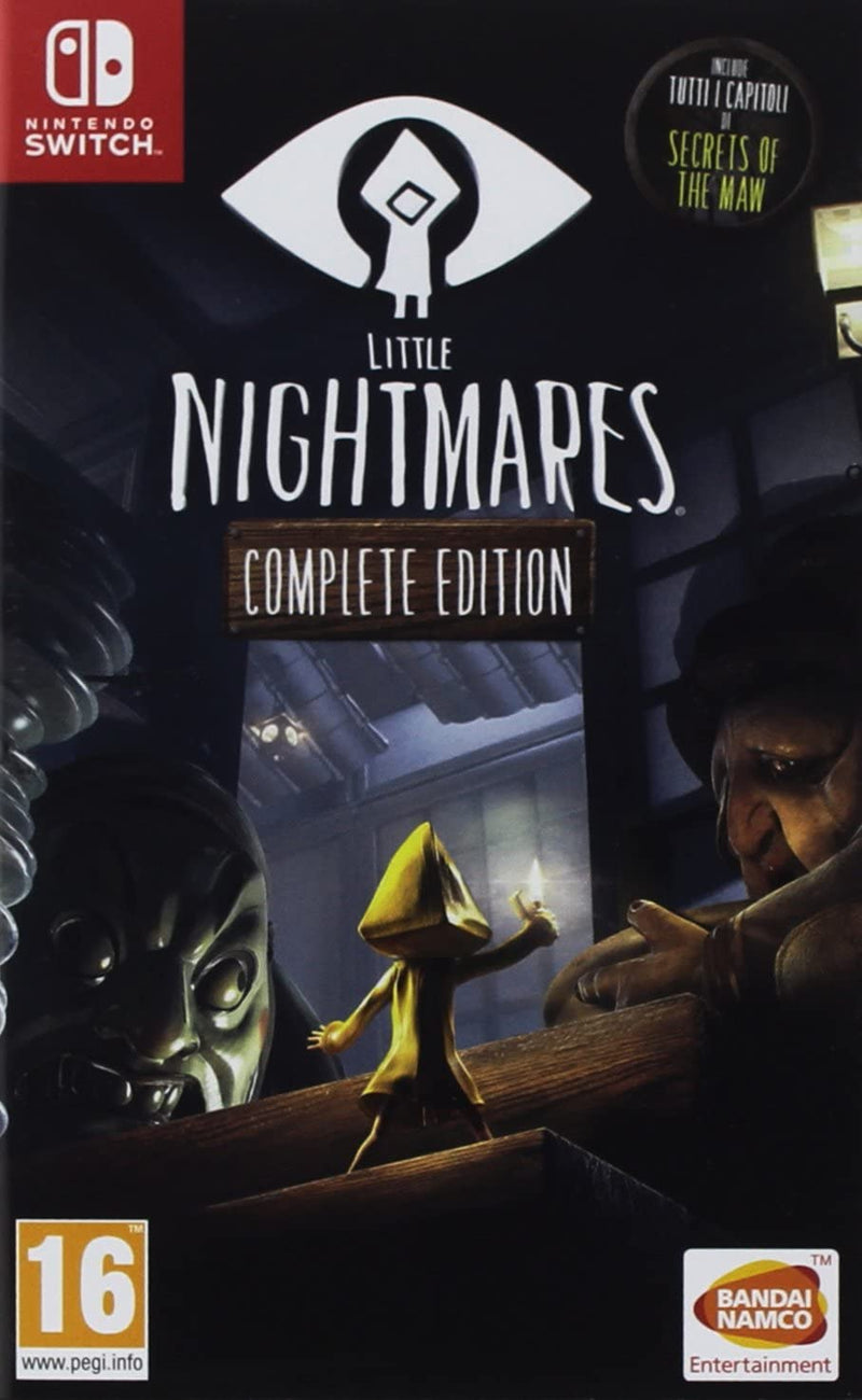 NSW LITTLE NIGHTMARES COMPLETE EDITION (EU)