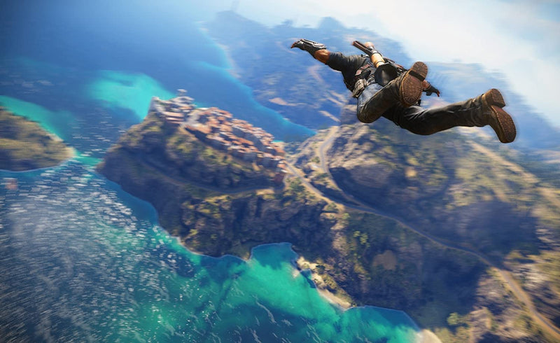 PS4 JUST CAUSE 3 ALL