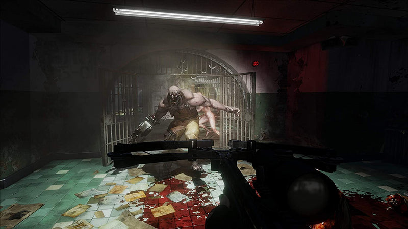 PS4 KILLING FLOOR DOUBLE FEATURE VR (ALL)