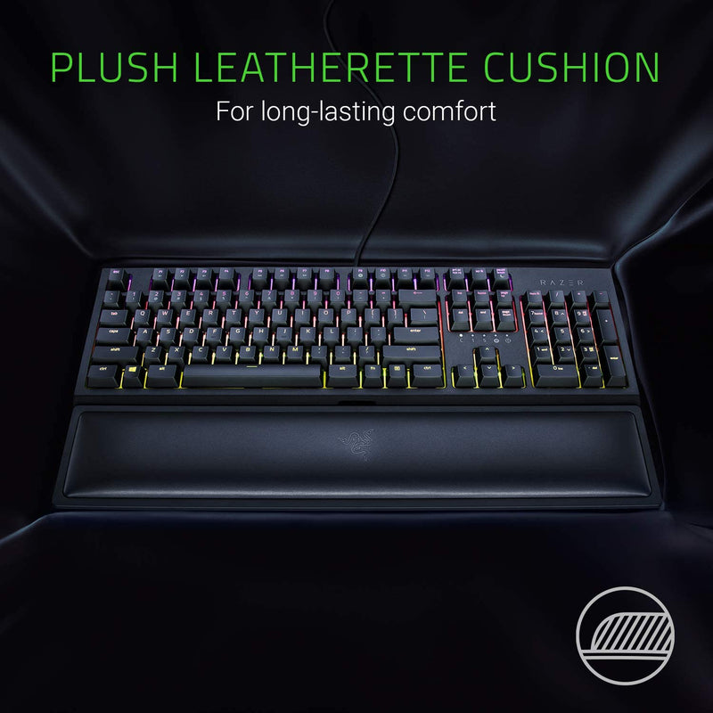RAZER ERGONOMIC WRIST REST FOR FULL-SIZED KEYBOARDS