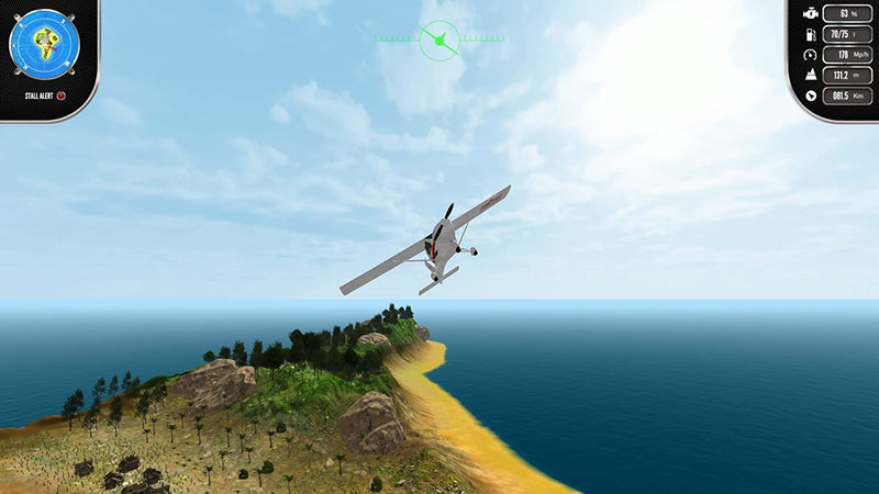 PS4 ISLAND FLIGHT SIMULATOR ALL