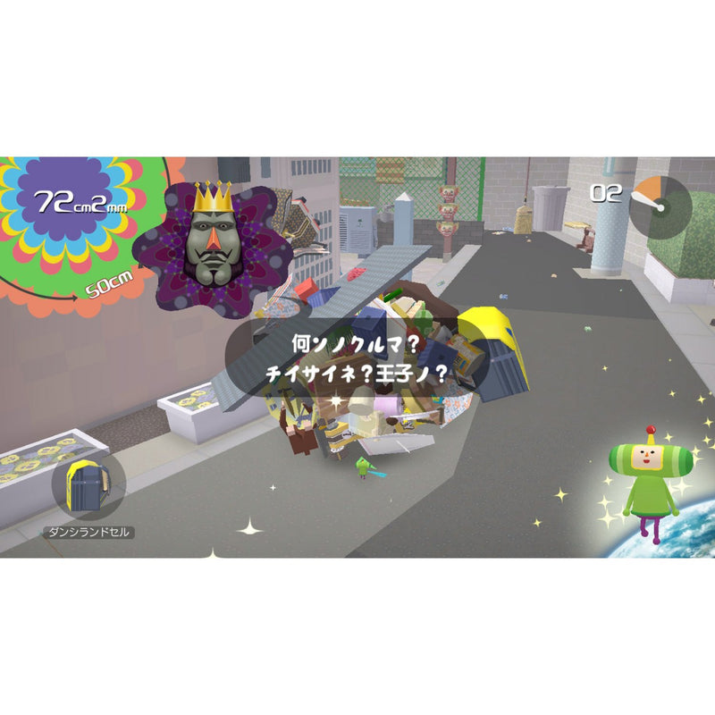NSW KATAMARI DAMACY ENCORE (JAP)