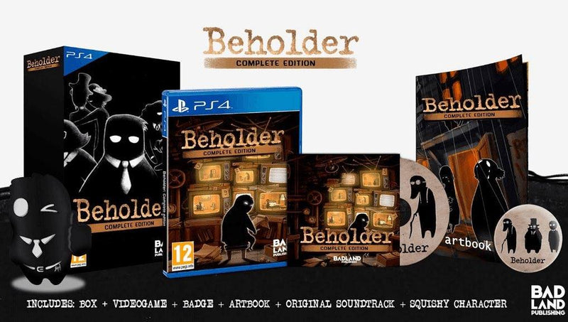 PS4 BEHOLDER COMPLETE EDITION REG.2