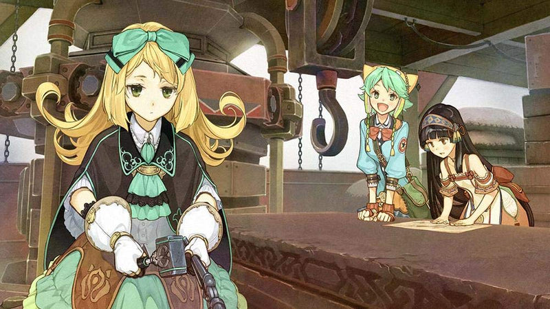 NSW ATELIER DUSK TRILOGY DELUXE PACK (ASIAN)