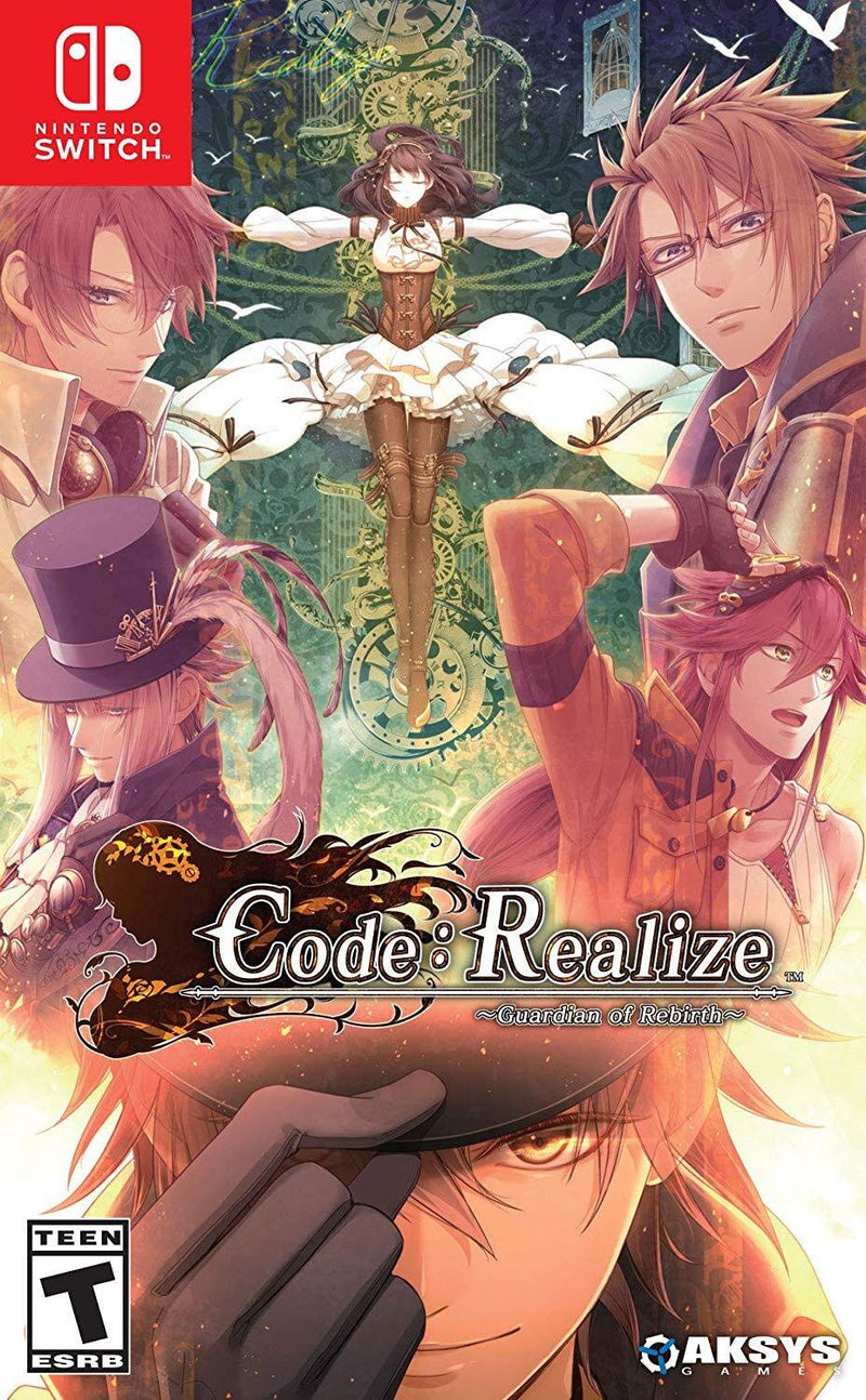 NSW CODE REALIZE GUARDIAN OF REBIRTH (US)