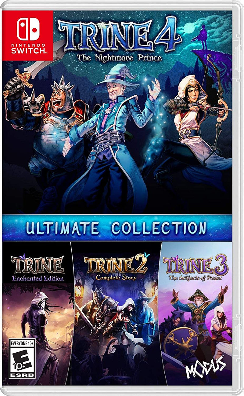 NSW TRINE ULTIMATE COLLECTION