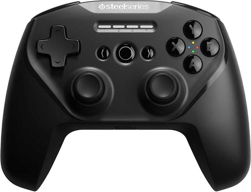 STEELSERIES STRATUS DUO WIRELESS GAMING CONTROLLER BLACK (WINDOWS/ANDROID/VR) (PN69075)