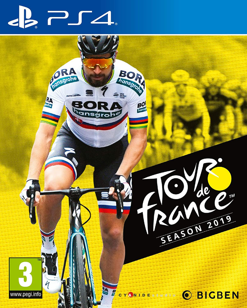 PS4 LE TOUR DE FRANCE SEASON 2019