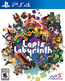 PS4 LAPIS X LABYRINTH LIMITED EDITION REG. 2