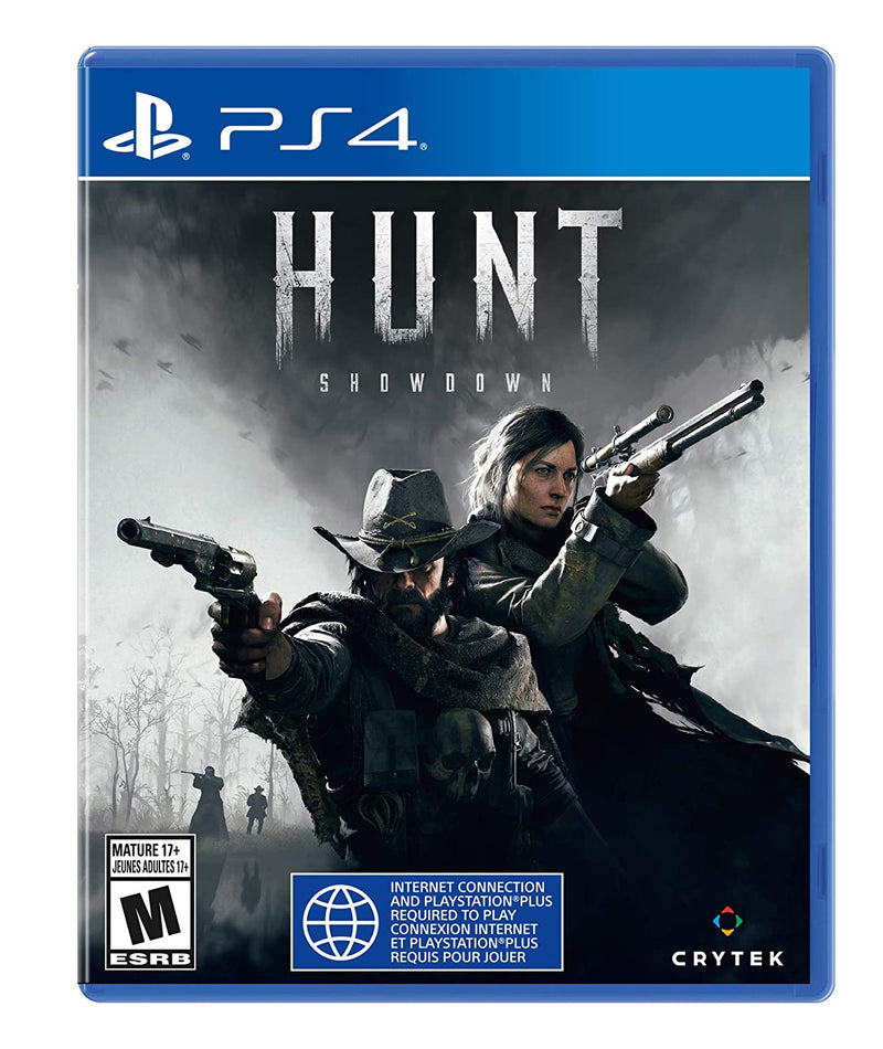PS4-HUNT SHOWDOWN ALL (ENG/FR)