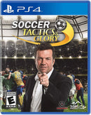 PS4 SOCCER TACTICS & GLORY ALL (ENG/FR/SP)