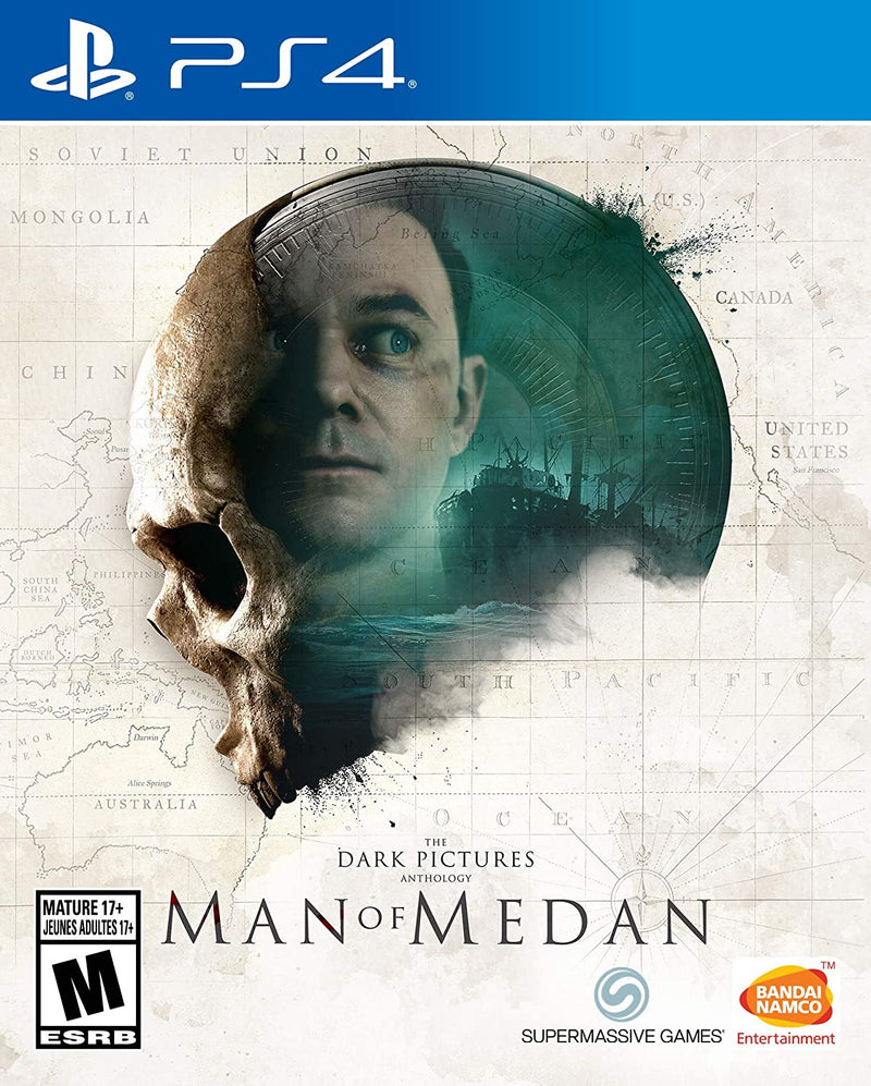 PS4 MAN OF MEDAN ALL (ENG/FR/SP)