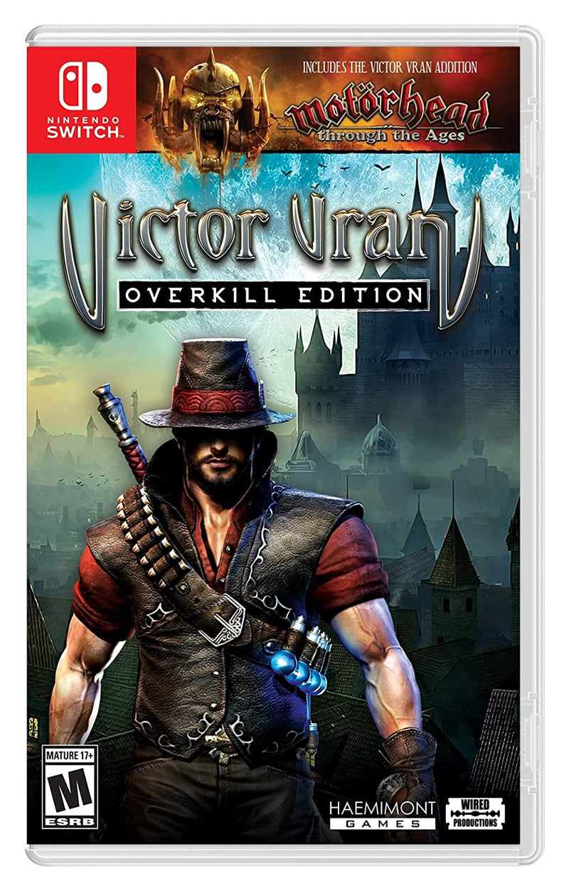 NSW VICTOR VRAN OVERKILL EDITION (US)