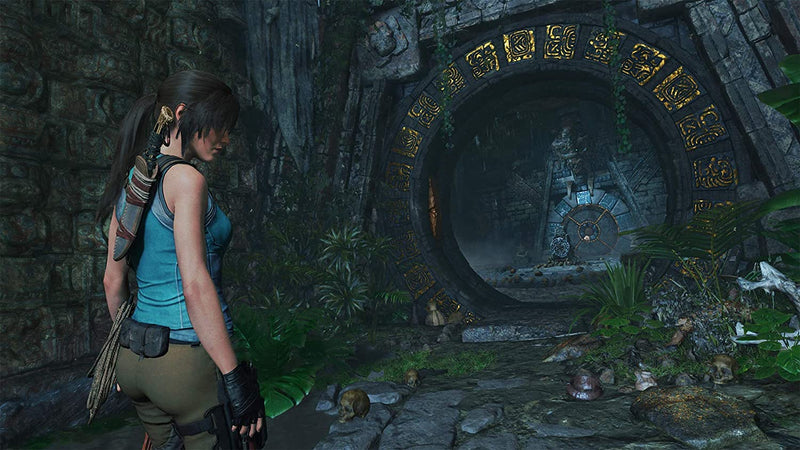 PS4 SHADOW OF THE TOMB RAIDER ALL (ENG/FR)
