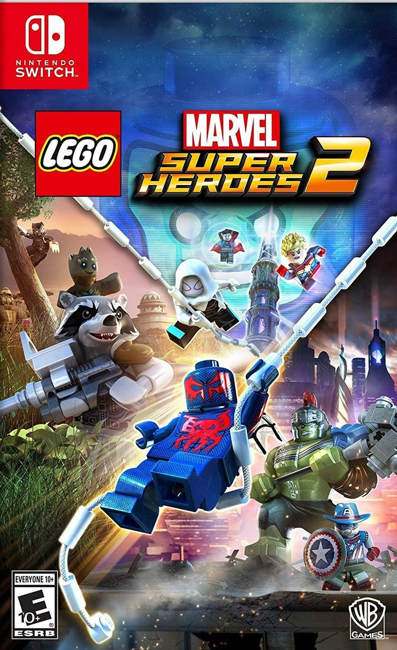 NSW LEGO MARVEL SUPER HEROES 2 (US)