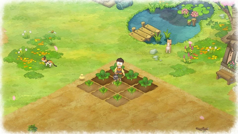 NSW DORAEMON STORY OF SEASONS