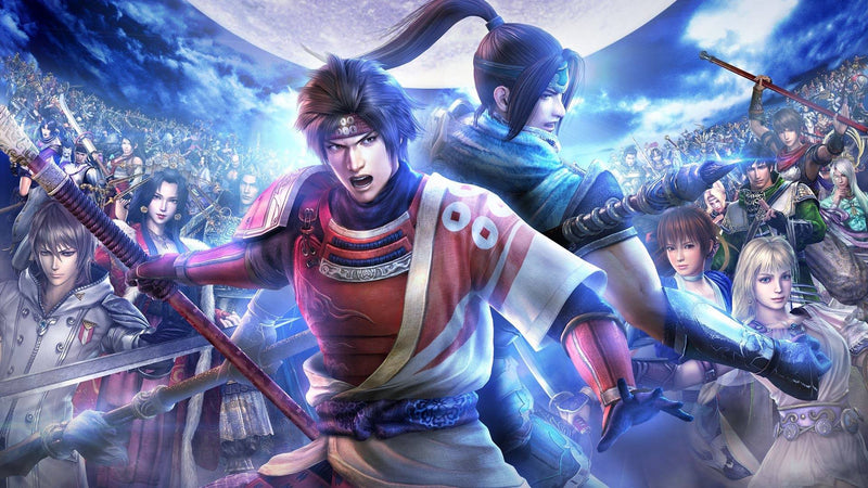 PS4 WARRIORS OROCHI 4 ULTIMATE ALL (ENG/FR)