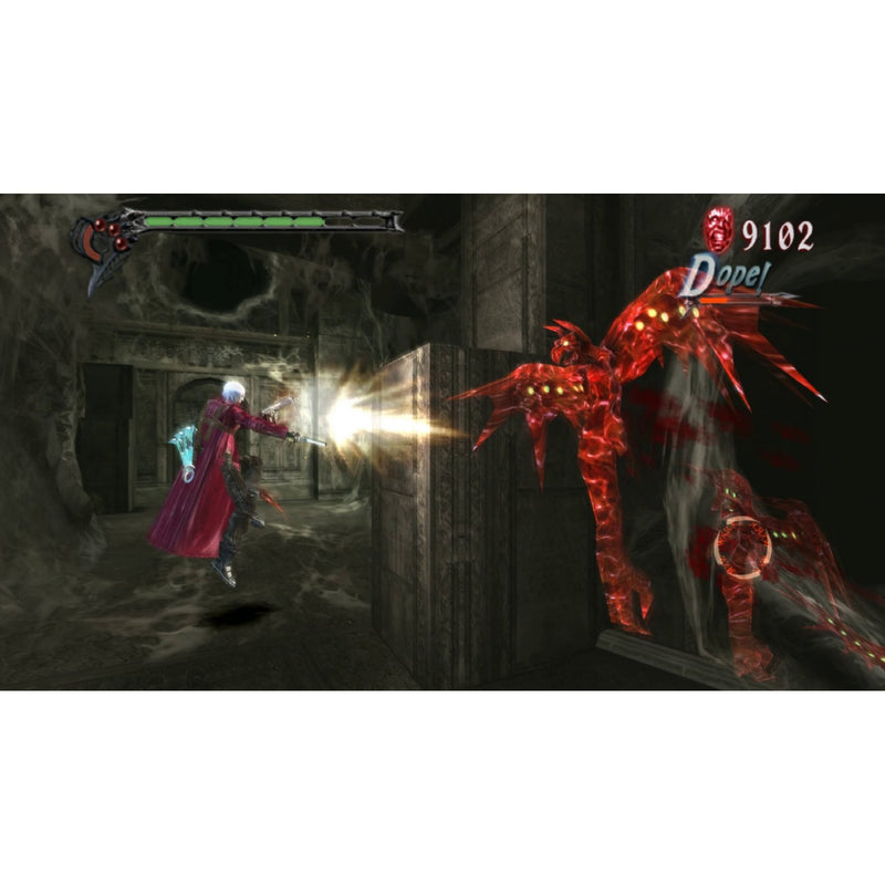 NSW DEVIL MAY CRY TRIPLE PACK (JAP) (ENG/CHI/JAP VER.)