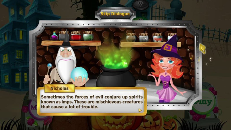 NSW SECRETS OF MAGIC THE BOOK OF SPELLS + SECRETS OF MAGIC 2 WITCHES AND WIZARDS (EU) (ENG/FR)