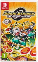 NSW SUSHI STRIKER THE WAY OF SUSHIDO (MDE)