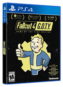 PS4 FALLOUT 4 GAME OF THE YEAR EDITION ALL