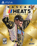 PS4 NASCAR HEAT 5 GOLD EDITION ALL