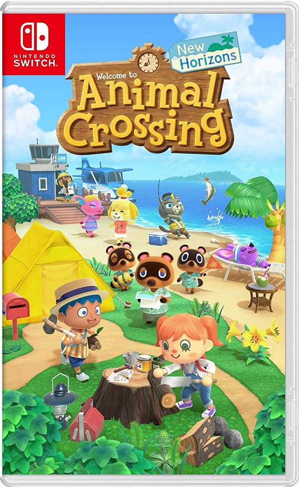NSW ANIMAL CROSSING: NEW HORIZONS [MDE]